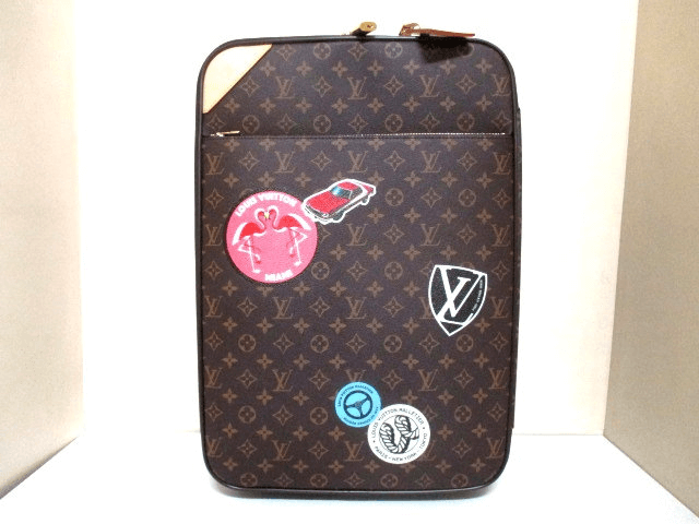 LOUIS VUITTON(ルイヴィトン)/キャリーバッグ/ペガス・レジェール55